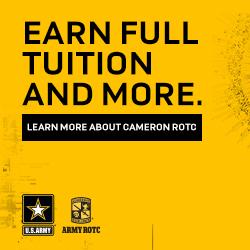 Cameron ROTC 2021 - 250 #1
