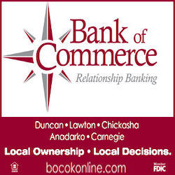 Bank of Commerce Chickasha 250