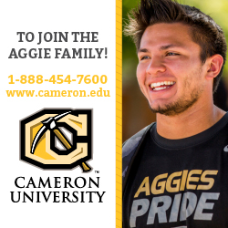 Cameron University 250 #2