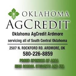 Oklahoma Ag Credit 250